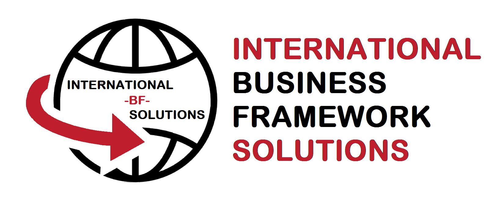 International Business Framework Solutions